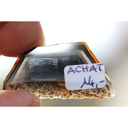 Achat-Scheibe