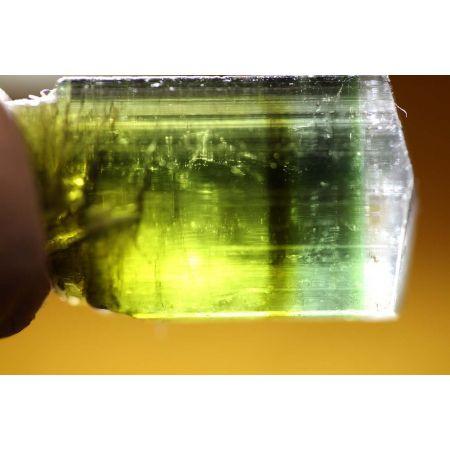 tricolor Turmalinkristall