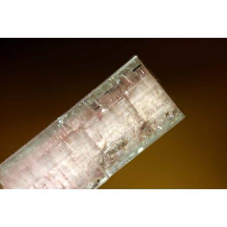 bicolor Turmalinkristall