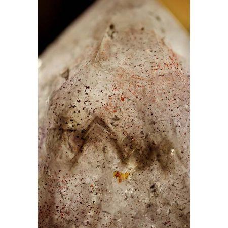 Bergkristall+Amethyst+Rauchphantome-Energiekristall