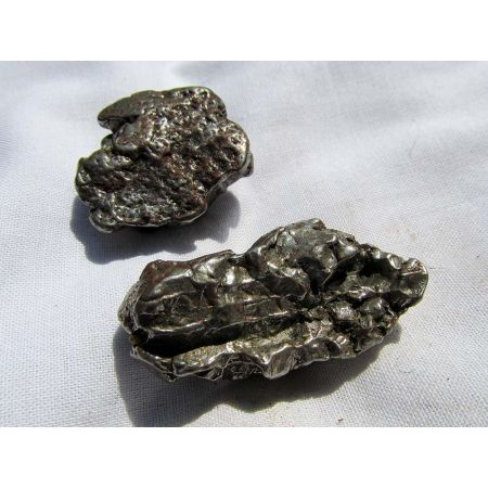 Campo del Cielo-Meteoriten-Paar