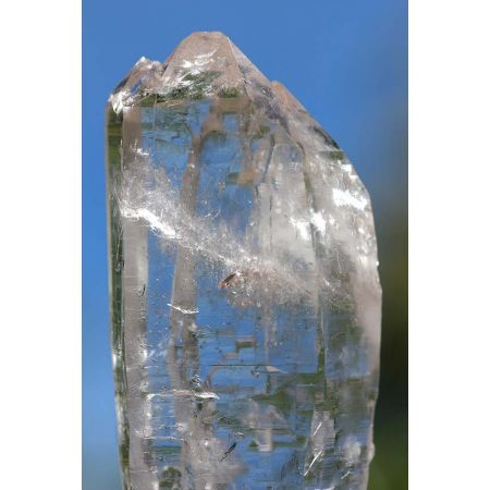 Bergkristall-Lemurian-Energiekristall (male)