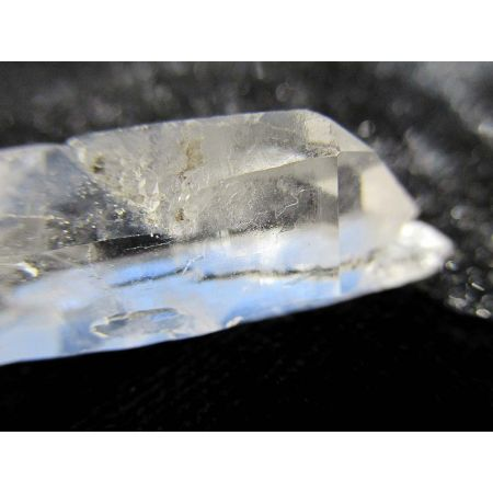 Bergkristall-Lemurian-Laser-Energiekristall (female) Krater-Kind-Kristall