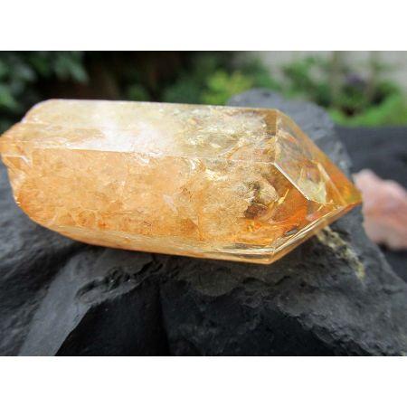 Aura-Tangerine BK-Energiekristall
