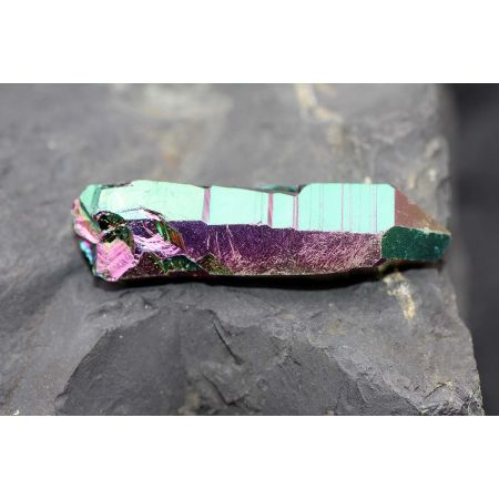 Aura-Titanium, BK-Lemuria-Laser-Energiekristall