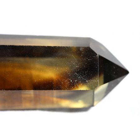 Grünes Gold+Rauchphantome-Energiekristall(male)