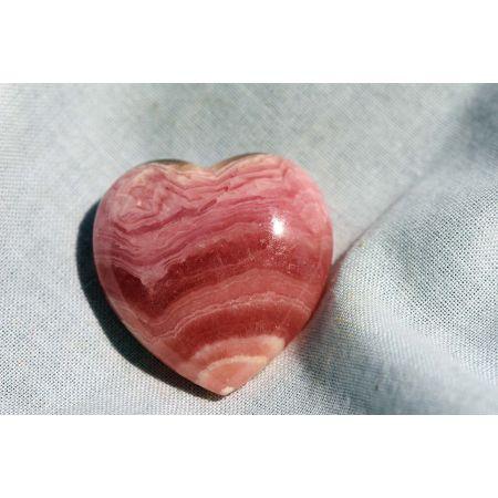 Rhodochrosit-Energie-Herz
