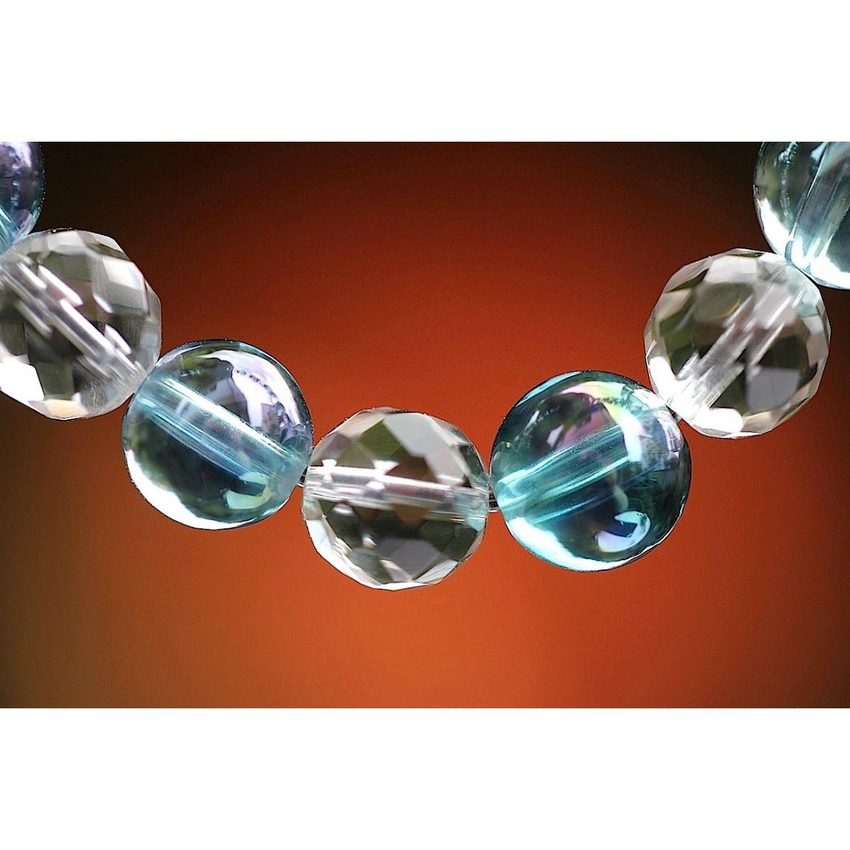 Bergkristall & Aqua Aura