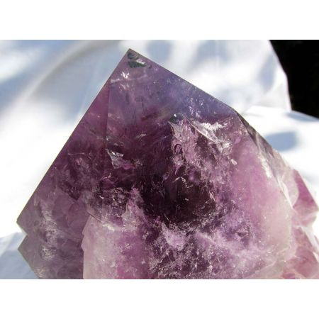 Amethyst-Energie-Kristall