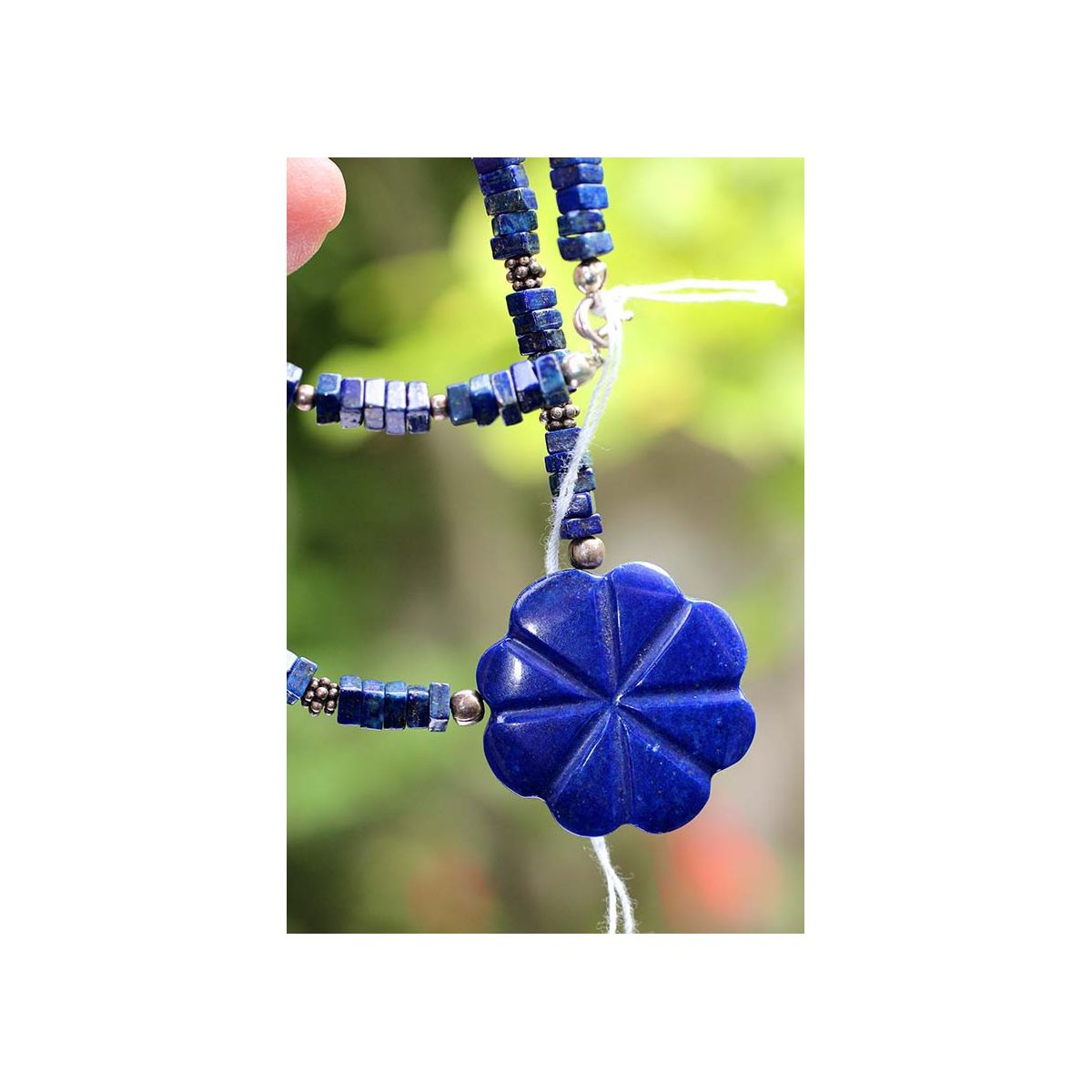 Lapis Lazuli - Energiekette