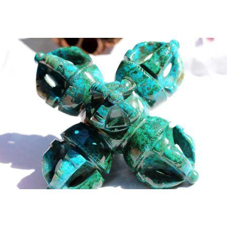 Pyrit - Triple - Energie - Dorje