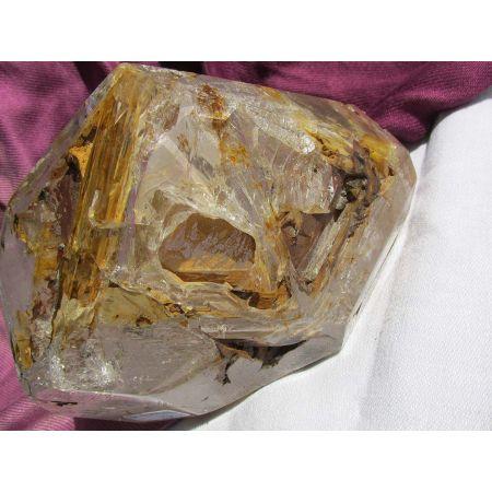 Bergkristall - Elestial - Energie - Kristall