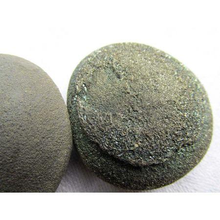 Boji®-Paar, Lebende Steine, Indianischer Schamanen-Energiestein