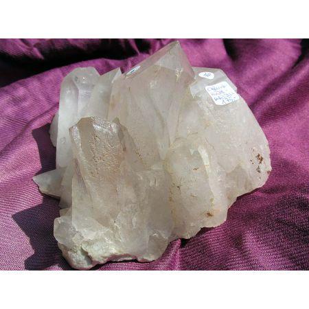 Chronikhüter - Bergkristall Energie - Kristall