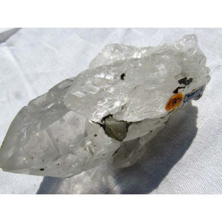 Bergkristall - Kathedral - Doppelender - Stufe