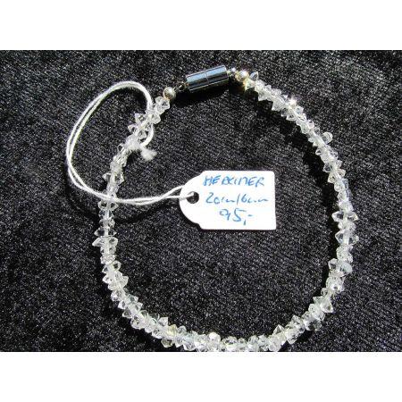 Herkimer Diamanten-Energie-Armband