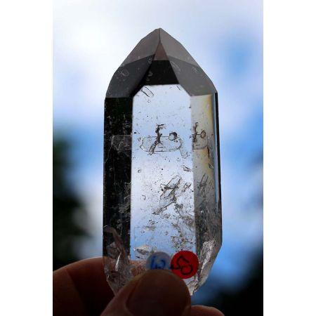 Bergkristall -Transmitterkristall