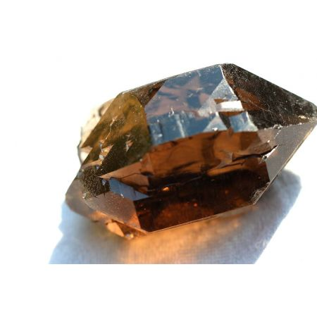 Rauchquarz - Doppelender - Energie - Kristall