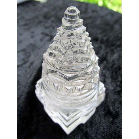 Kuppel-Shree Yantra-Energie-Kristall