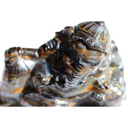 Tigereisen Ganesha, liegend