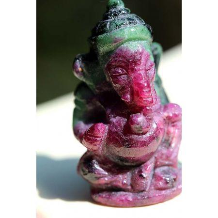 Mini-Rubin/Zoisit-Ganesha-Gravur
