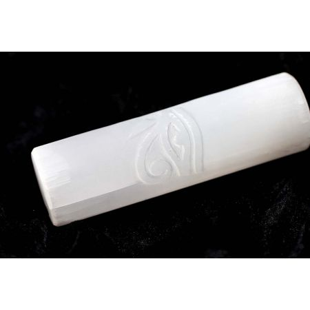 Selenit-Energie-Zylinder