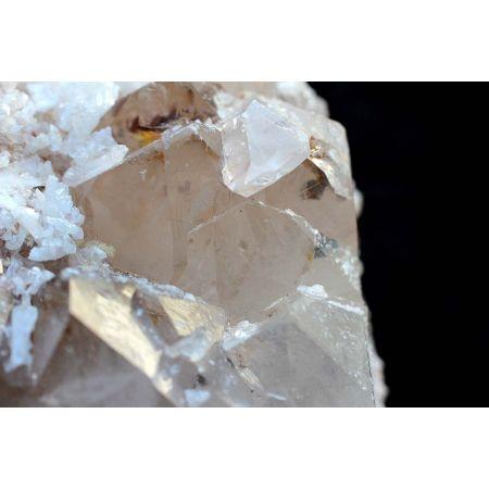 Tibet-Bergkristall-Trigonic-Energie-Stufe