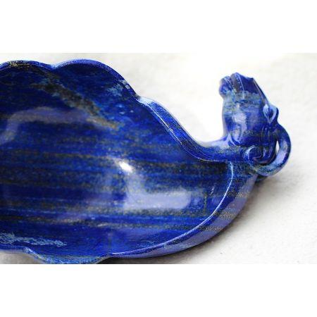 Lapis Lazuli - Schale,Widder