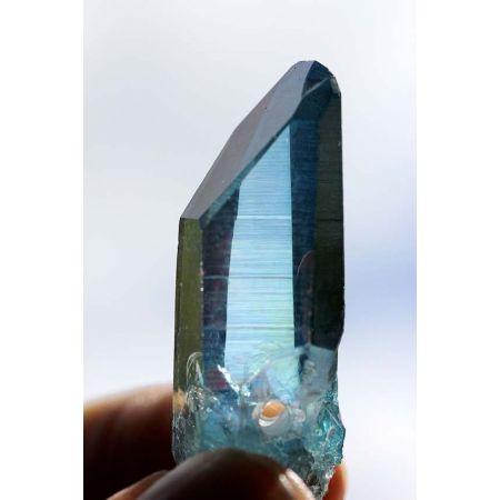 Aqua-Aura-Energiekristallhänger
