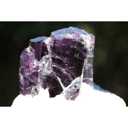 Skapolith-Stufe, violett / Stein der Versöhnung