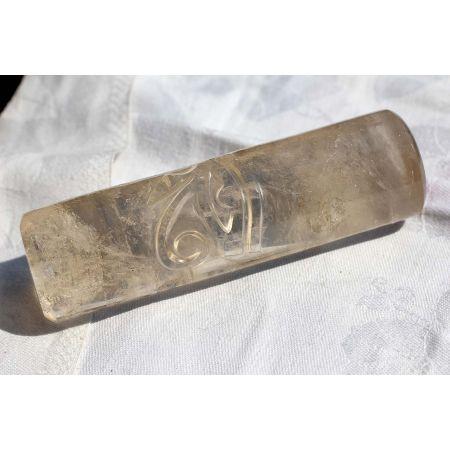 Citrin-Energie-Zylinder