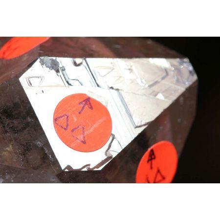 TRIGONIC-Goldrutil-Energiekristall - Kristallreise zu unserer Seele
