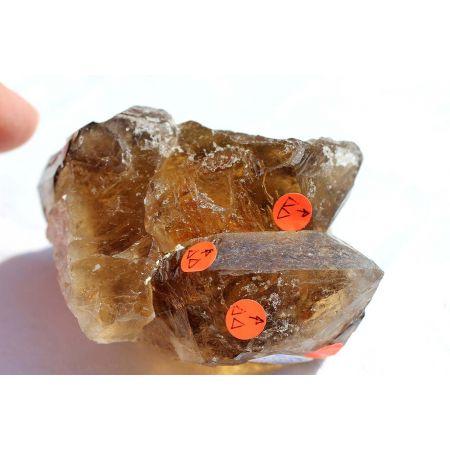 TRIGONIC- Citrin - Energiestufe - Kristallreise zu unserer Seele