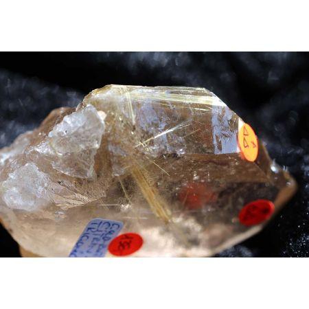 TRIGONIC - Citrin/Goldrutil - Energiestufe - Kristallreise zu unserer Seele