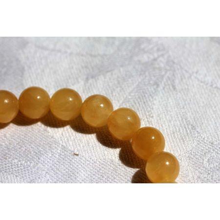 Orangencalcit - Das Licht der Geister -