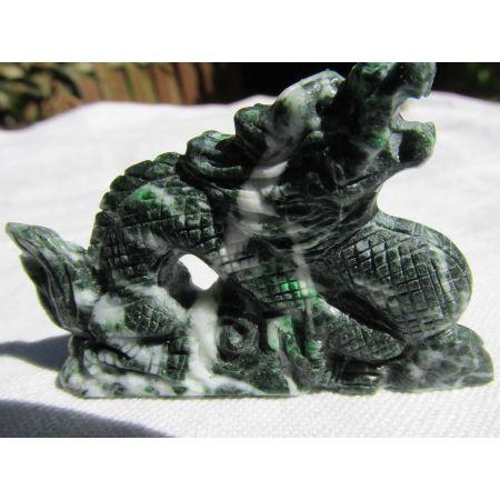Maw Sit Sit-Jade-Ganesha-Gravur