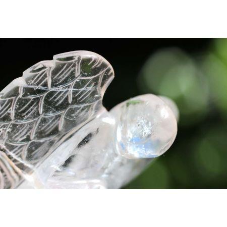 Bergkristall-Energie-Engel