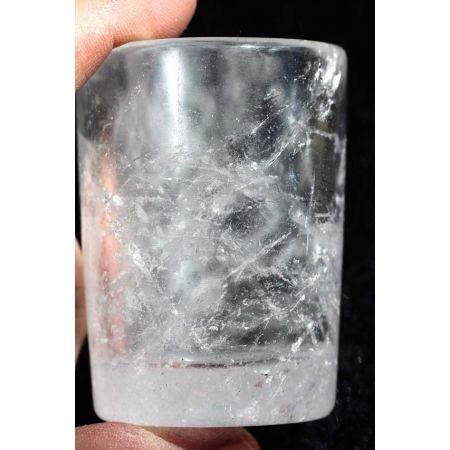 Bergkristallglas, zur Energieaufwertung von Wasser...
