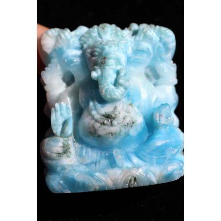 Larimar-Energie-Ganesha