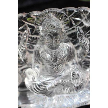 Bergkristall-Lakshmi-Energiegöttin (Göttin der Schönheit)