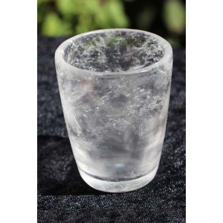 Energie Bergkristallglas