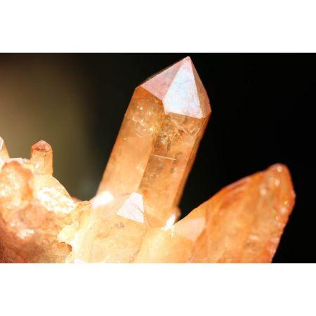 Tangerine - Sun - Aura - ISIS - Energie - Kristallstufe