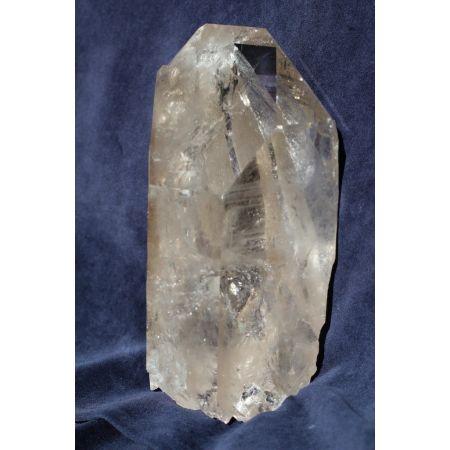 Rauchquarz Bergkristall - Spitze