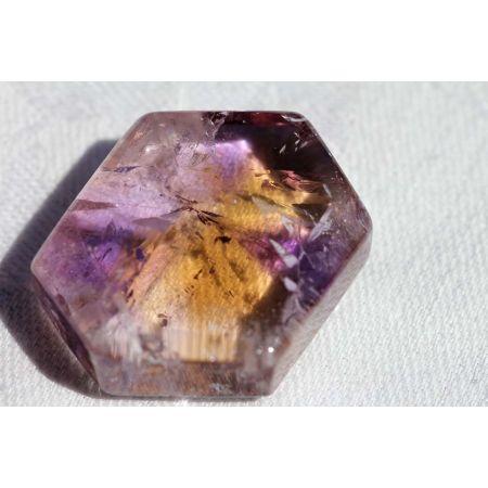 Ametrin-Trapiche-Phantom-Energie-Quarz
