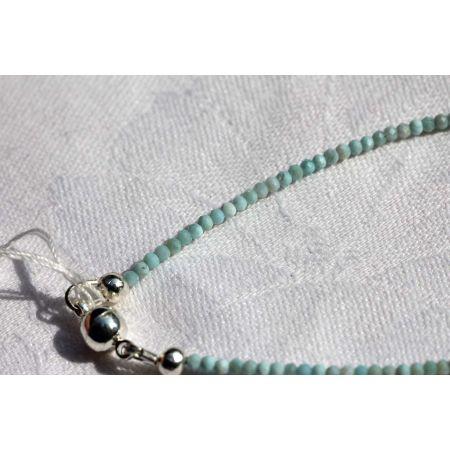 Larimar-Energie-Armband - Atlantisstein -