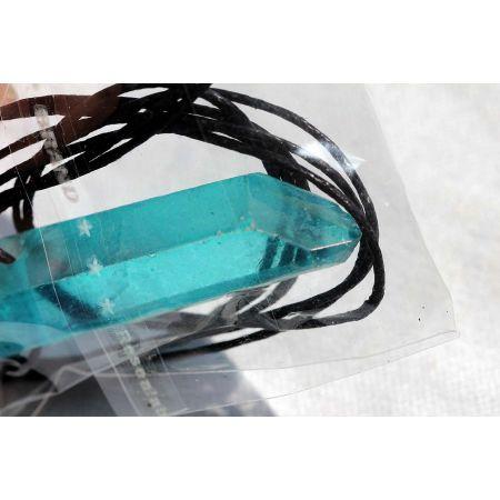 Aqua Aura-Energie-Kristallhänger