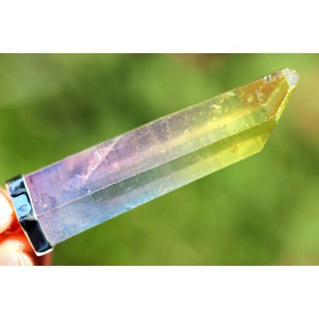 Chakra Aura-Energie-Kristallhängerspitze
