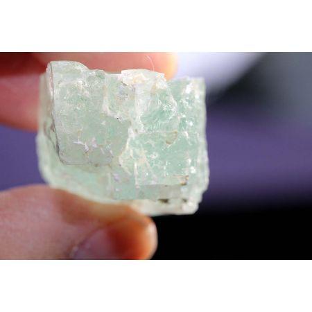 Hiddenit-Energie-Kristall (Gottestreue)