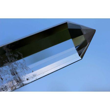 Bergkristall / Lemuria-12 Facetten-Vogel - Energie-Shifter