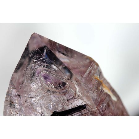 Amethyst-Phantom-Kraterquarz  + Urwasser ( geistige Reinigung )
